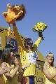 图文:环法自行车赛16赛段 拉斯姆森保住黄衫
