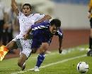 图文:[亚洲杯]沙特3-2日本 他犯规了
