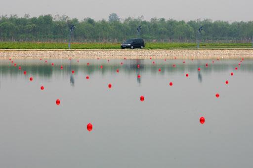 图文:北京顺义奥林匹克水上公园 静水比赛场地