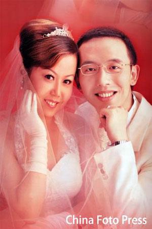 图文:高中同学再续前缘 陶璐娜在上海低调完婚