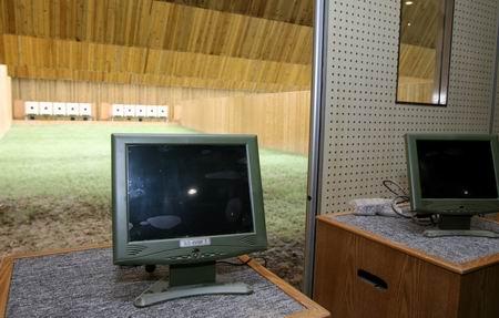 运动员使用的显示屏