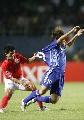 图文:[亚洲杯]日本5-6(点)韩国 惨遭黑手