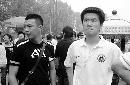 图文:王洪礼追悼会举行 肇俊哲和徐亮出席