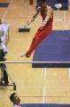 图文:体操世界杯上海站 邹凯跳转瞬间