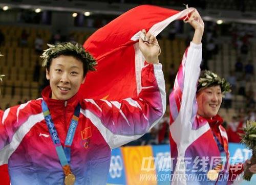 图文:奥运百图百事 冯坤率中国女排重圆奥运梦