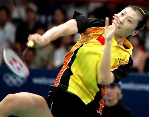 张宁29岁高龄夺冠