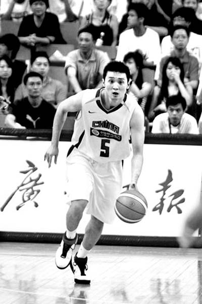刘炜发威中国仍不敌对手 亚锦赛中国首次未出线