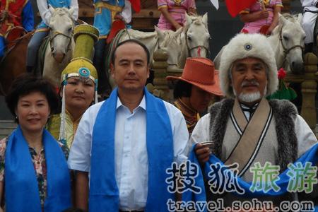 北京奥组委执行副主席王伟