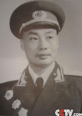 贾若瑜将军1931年参加革命