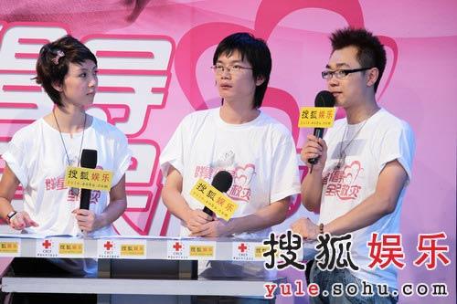 搜狐娱乐事业部副总监荣超致辞-1