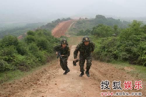 图:军事题材电视剧《战争目光》精美剧照 -  22