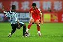 图文:[四国赛]国奥2-0博茨瓦纳 陈涛马赛回旋