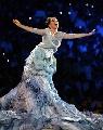图文:28届夏季奥运会 冰岛歌手比约克献唱奥运