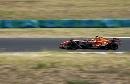 图文:[F1]匈牙利站次回练习 山本左近进行练习