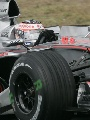 图文:[F1]匈牙利站次回练习 阿隆索特写
