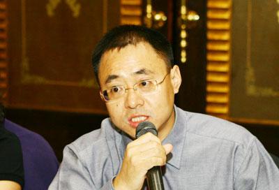 中央电视台广告部副主任陈荣勇