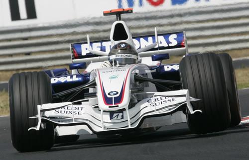 图文:[F1]匈牙利站排位赛 海德菲尔德获得第三