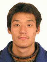中国皮划艇队队员李臻