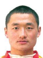 中国皮划艇队队员宫拥军