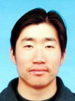 中国皮划艇队队员印毅俊