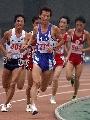 图文:全国锦标赛 吉林选手冯占东一马当先