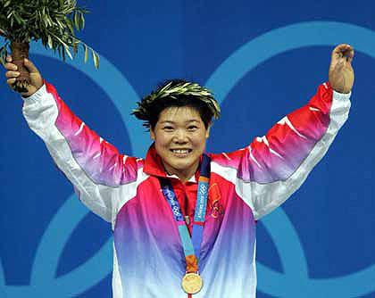 """奥运冠军刘春红现在是个""""新人"""""""