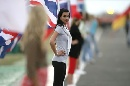 图文:[F1]匈牙利大奖赛美女 挺胸收腹提臀