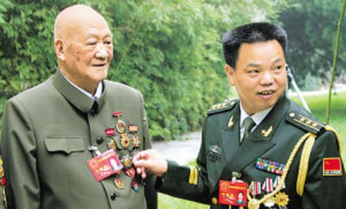 军英雄模范代表大会侧记图片