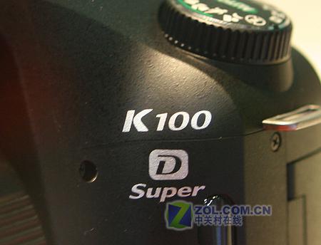 接近K10D 宾得数码单反K100DSuper发布