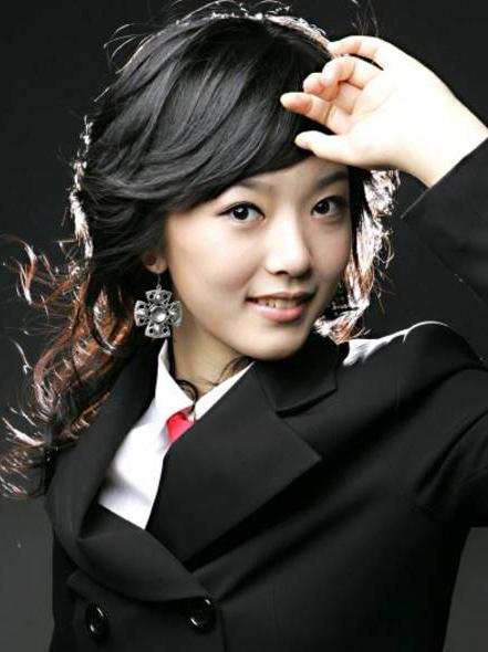 《劲舞世界》主演写真——裴涩琪 9