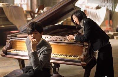 周杰伦自导自演的《不能说的秘密》在上周上海联和院线排行榜上位居第二