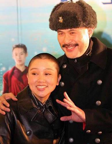 徐锦江和夫人