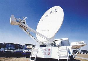 西安卫星测控中心:杨利伟太空归来功臣