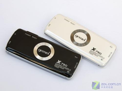 对抗索尼PSP 歌美新X790加强视频游戏