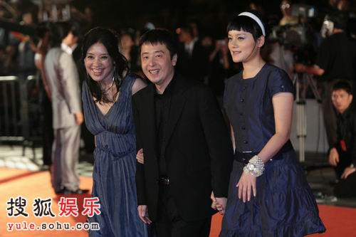 贾樟柯于今年6月出席上海电影节