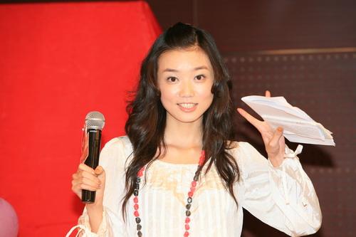 """图文:搜狐""""我与奥运同生日"""" 美女主持于莎莎"""