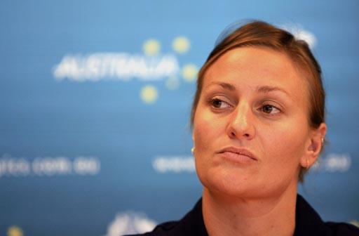 图文:澳大利亚透露08奥运目标 水球选手里邦
