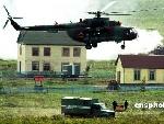武装直升机救援伤员