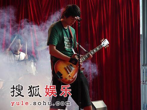 咖啡因乐队刘博非
