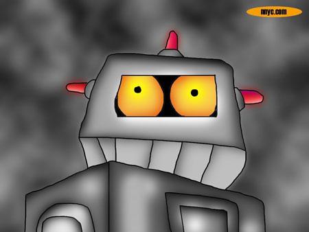 查显示 孩子眼中的未来世界 机器人充当老师