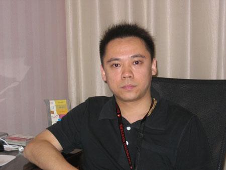 教练蔡剑忠指出小晖败因:心态急躁