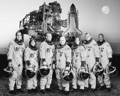 追寻一代人的太空梦