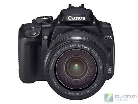 配IS防抖镜头 佳能单反400D新套机降价