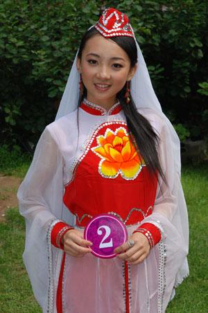 民族之花2号孙璇---回族-搜狐女人