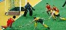 图文:曲棍球邀请赛澳大利亚男队夺冠 中国攻势