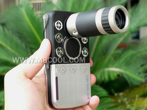3倍光学变焦+超级音箱 国产超酷手机赏