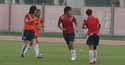 女足,中国女足,热身赛