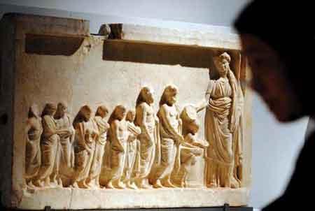 卢浮宫希腊馆