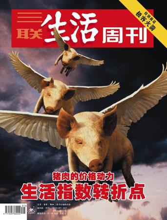 三联生活周刊第31期封面