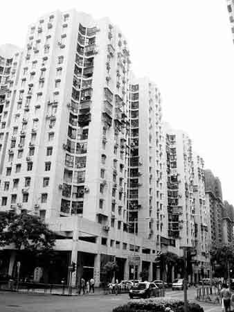 深圳买家屡现澳门楼市